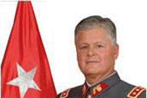 Hernán Mardones, New Head of the Chilean Army Joint General Staff