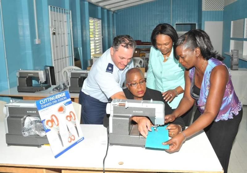 DoD, USSOUTHCOM Support Project to Empower Women in Barbados