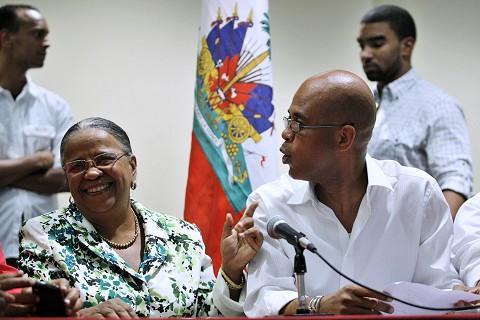 Haiti Announces Manigat-Martelly Runoff