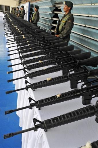 U.S. Targets New, Emerging Drug-Trafficking Gangs in Colombia