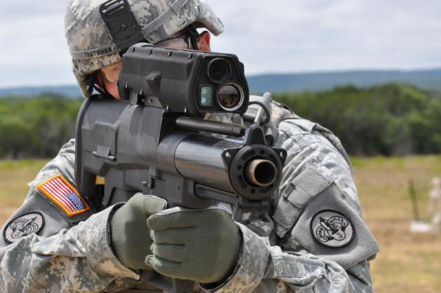 U.S. Army Wants 36 More 'Punisher' Weapons In 2012