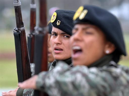 Peru Will Have a Strictly Female Peace-Keeping Unit