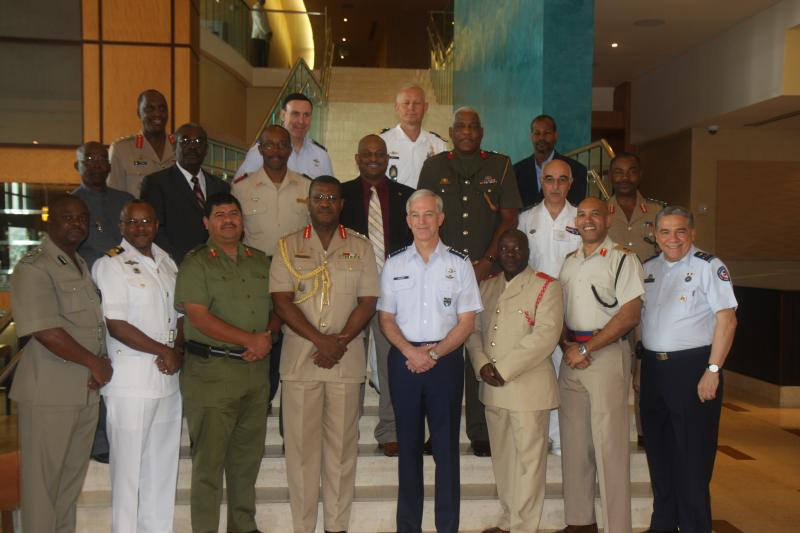 Caribbean Nations Security Conference Kicks-Off in Port of Spain, Trinidad: