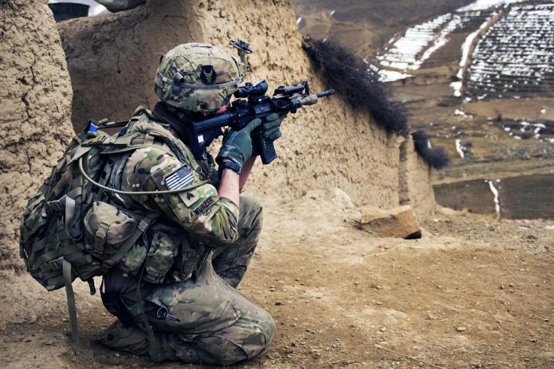 Enemy's Nightmare Coming True In Afghanistan