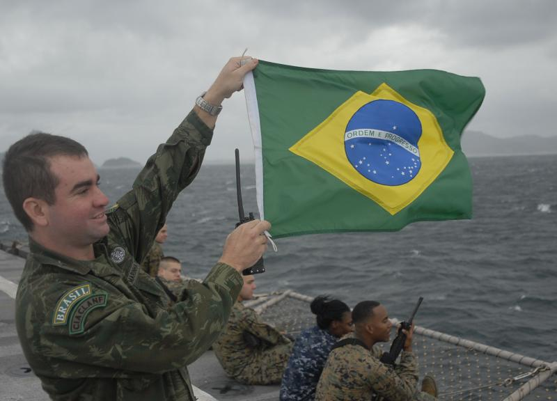 Brazil Will Only Support Military Action In Libya If There Is UN Endorsement