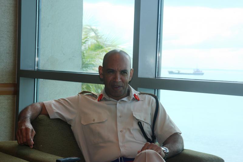 Diálogo Interview With Jamaica Chief Of Defense Staff: Major General AntonyAnderson