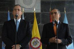 Colombia and Honduras Strengthen Cooperation on Security and Defense
