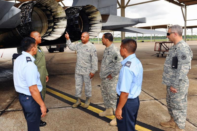 The U.S. National Guard State Partnership Program: Promoting Stability in Lat. Am. & Caribbean