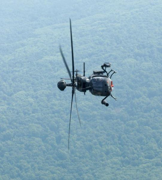 Army Building New 'F' Model Kiowa Warrior