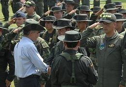 Colombian Anti-Narcotics Police Dismantled 27 Drug-Trafficking Organizations in 2010