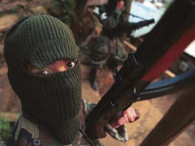 The Guerrillas' Child Armies