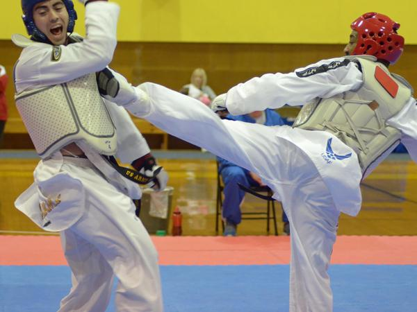 Taekwondo Team Selected To Compete In Military World Games