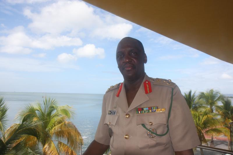 Interview with Brig. Gen. Ancil Antoine, Director General of the Inter-American Defense Board