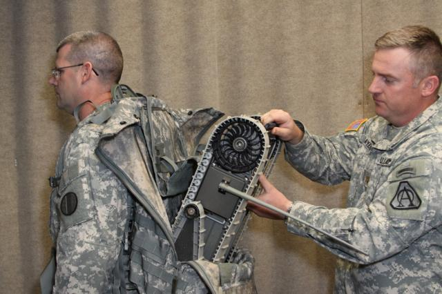 U.S. Army to Improve Specialty Rucksack