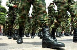 Salvadoran Assembly Increases Military Service to 18 Months