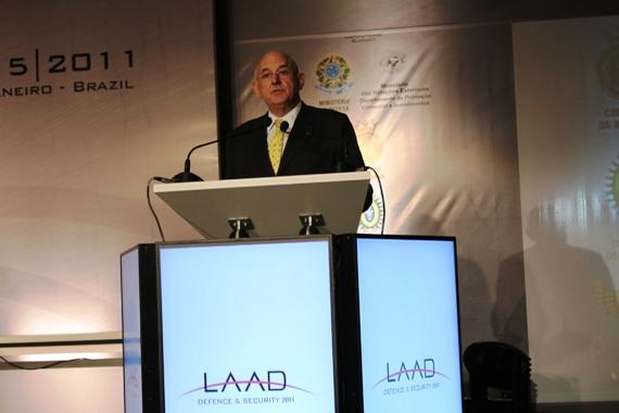 LAAD Puts Defense and Public Safety on the Agenda