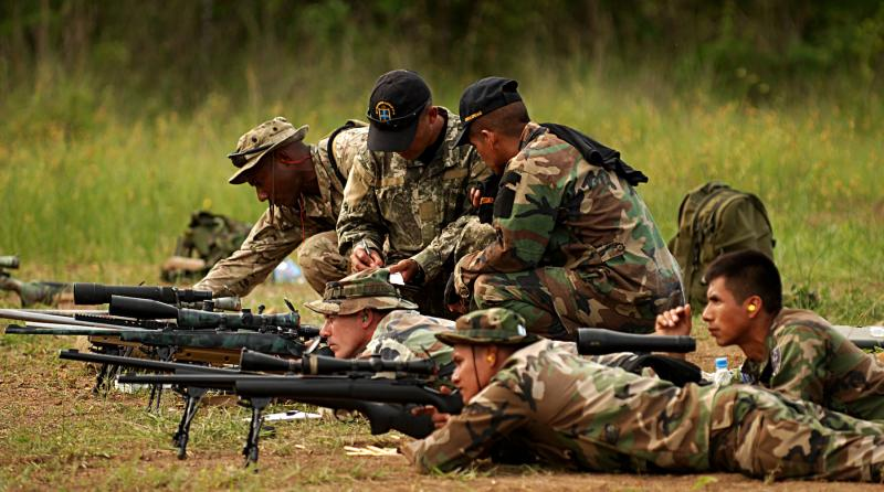 Special Forces from Armies of 25 Countries Will Participate in Exercise in El            Salvador