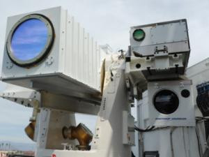 Testing Moves Navy Closer to Lasers for Ship Self-Defense