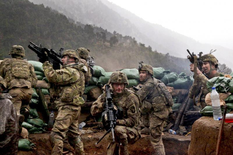 East Troops Making Progress Against Insurgents