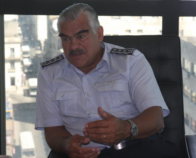 Interview with Air Force Gen. José Bonilla, Head of the Uruguayan Defense General Staff