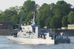 Colombian National Navy Getting New Coastal Patrol Boat