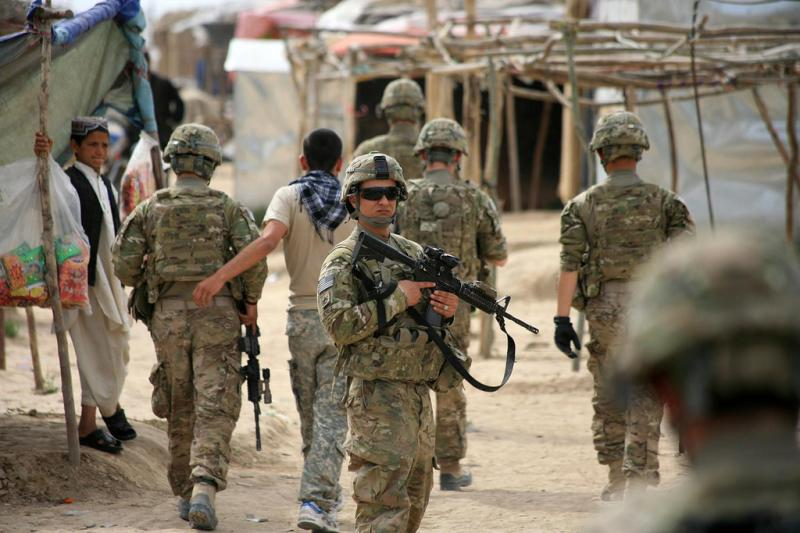 Despite Threats Taliban Spring Offensive Fails To Launch