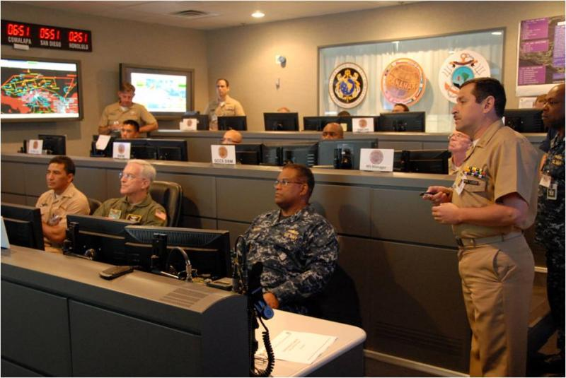 COCOMS Leverage Joint Test Project To Improve Common Tactical Picture