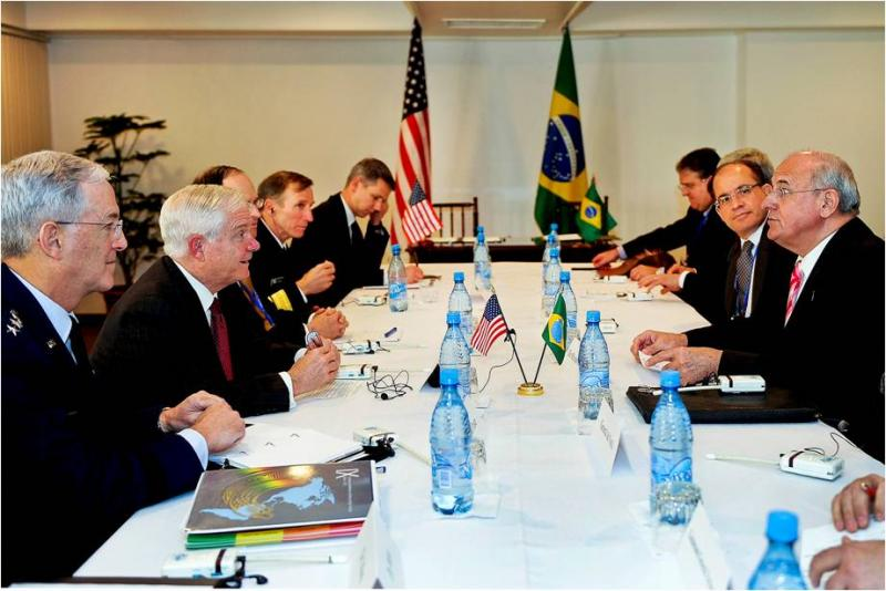 Brazil and United States Resume Dialogue on Defense and Security Issues