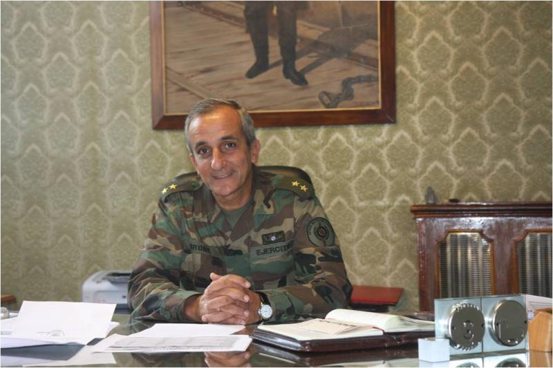 Interview with Gen. José Burone, Deputy Head of the Uruguayan Defense General Staff