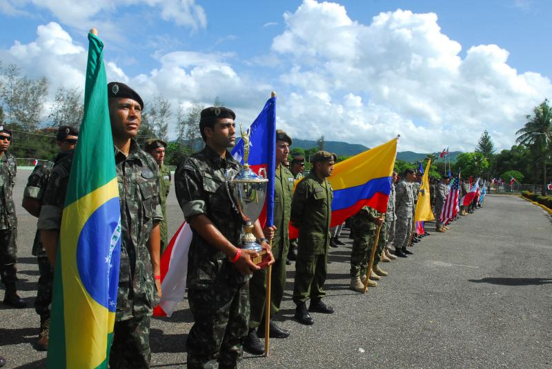 A Group of 19 Countries Will Participate in Military Competitions in El Salvador