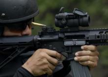 El Salvador: Military Personnel from the Americas Conduct Exercise Targeting Organized Crime