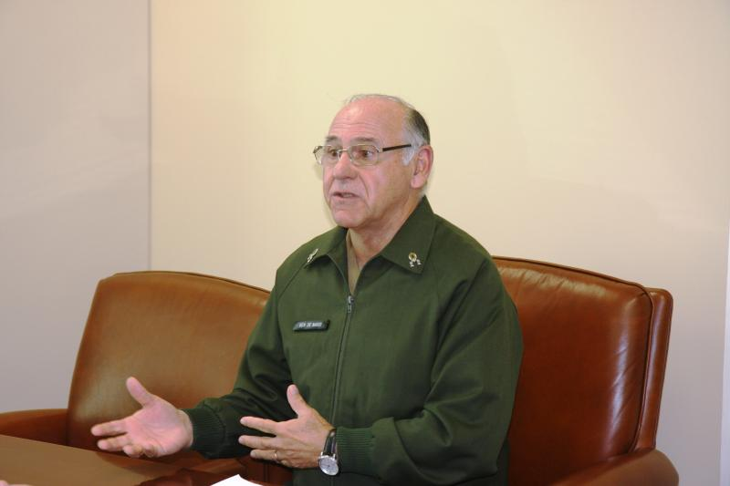 Interview with the Head of the Brazilian Armed Forces Joint General Staff, Gen. José de Nardi