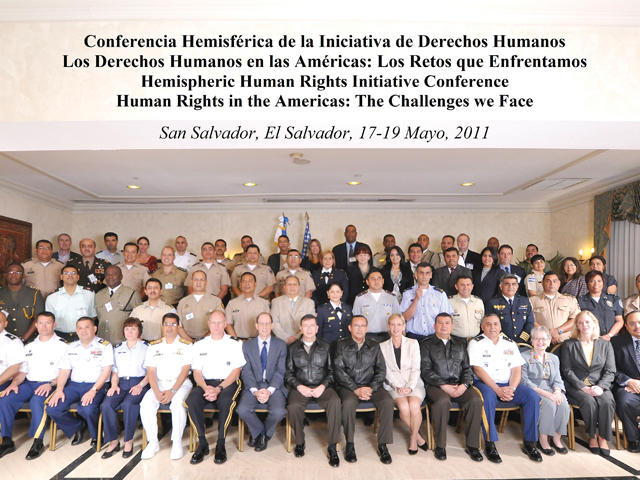 Human Rights In The Americas: A Regional Training Initiative