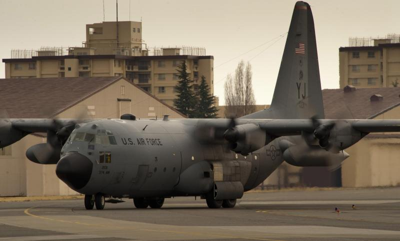 The Chilean Air Force Receives the First C-130 with the New CMC Electronics Cockpit