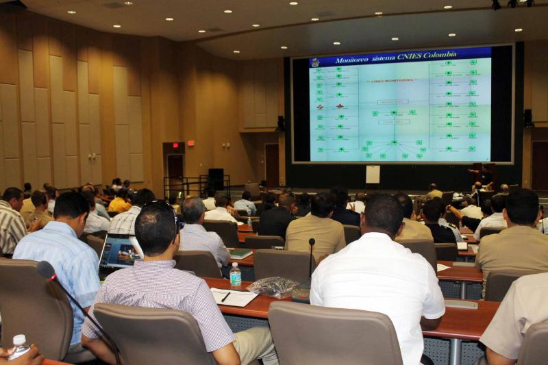 USSOUTHCOM Organizes Conference on Interoperability to Counter Illicit Trafficking