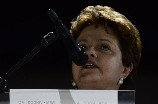Brazilian President Praises Military World Games