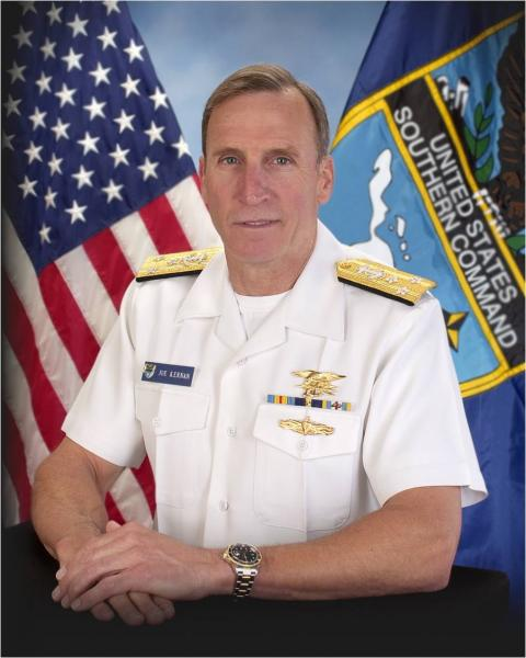 Interview With VADM Joseph D. Kernan