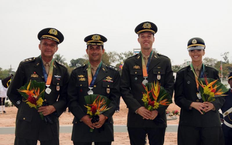 Americas Region Have Won 32 Medals So Far
