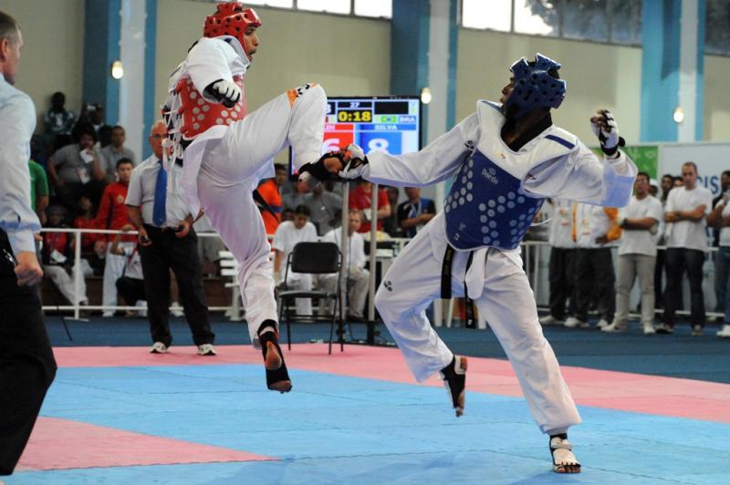 Taekwondo Proves Succesful in Suriname