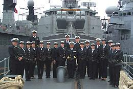 Chilean Naval Reserve to Include Women Starting in October