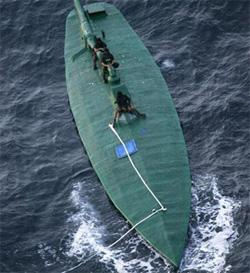 Crew Scuttles Drug Submarine in Reaction to Presence of Honduran Army