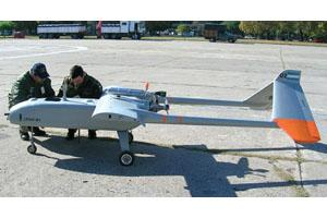 Argentine Army Exhibits the Lipán M3 Unmanned Aircraft at Tecnópolis 2011