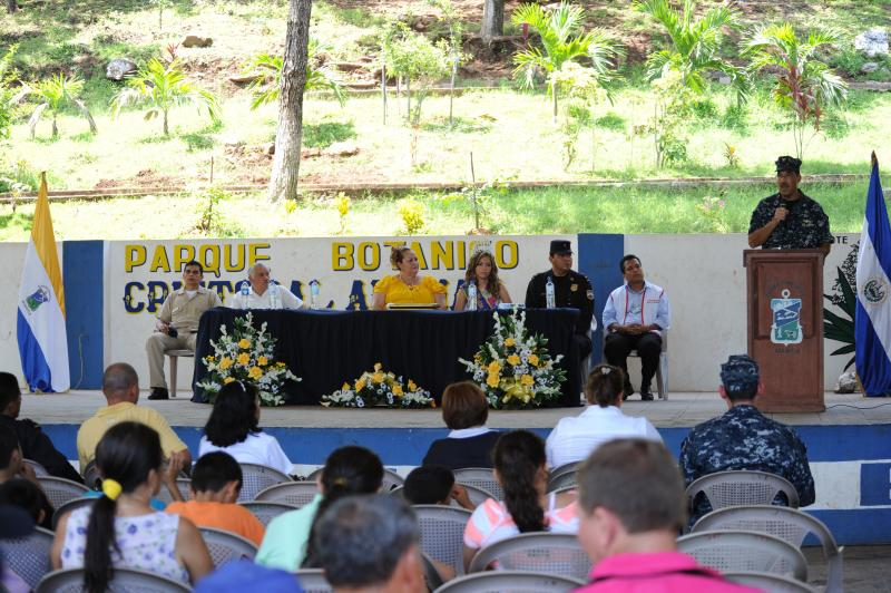 Continuing Promise Completes Mission in El Salvador