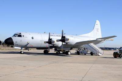Brazilian Air Force Receives Its First P-3AM Plane