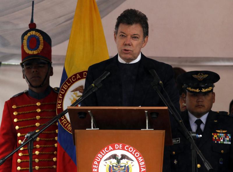 Colombian President Will Lead Efforts toward Possible Peace Talks