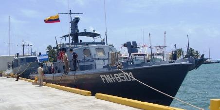 Colombia and Honduras Advance Naval Training Exercises