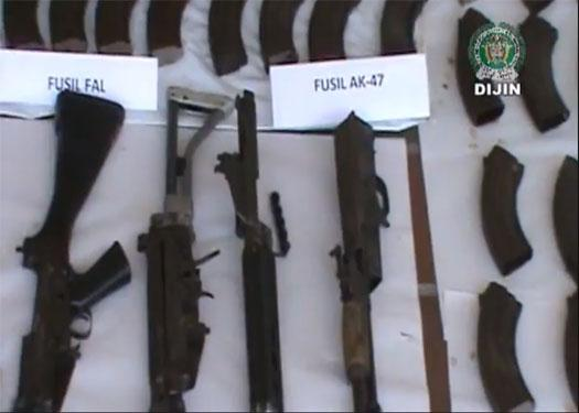 "Top Leadership of ""Alta Guajira"" Criminal Gang Dismantled in Colombia"