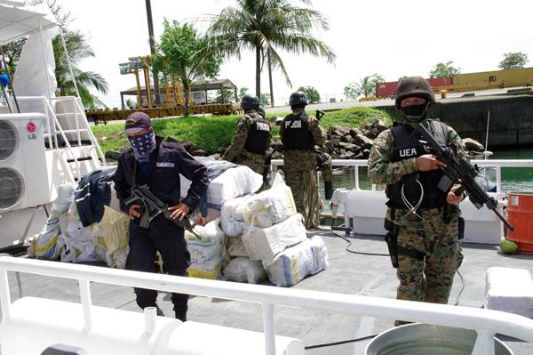 International Cooperation Helps Costa Rica's Fight Against Illegal Drugs