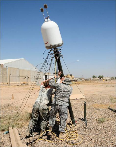 Brazilian Air Force Modernizes Six Weather Radars