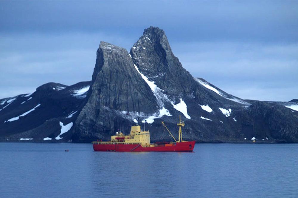 Ecuador's Navy Research Ship Orion Helps Unlock Scientific Secrets